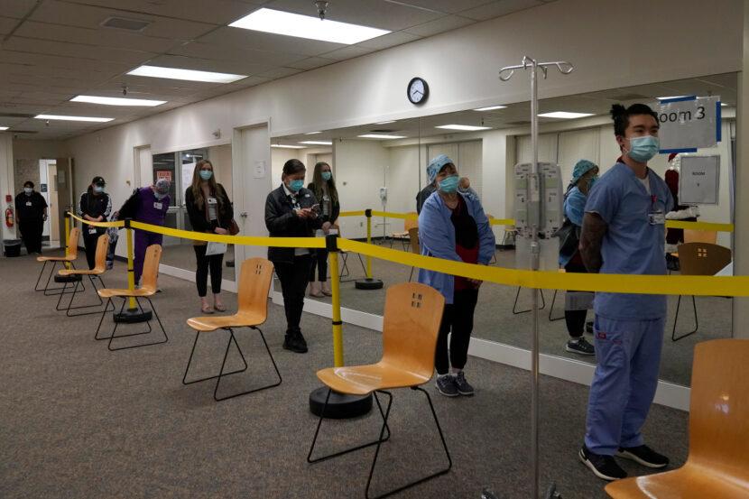 Los paramédicos del condado de Los Ángeles ordenaron no transportar a ciertos pacientes con pocas posibilidades de supervivencia