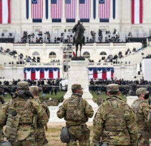 Más de 150 miembros de la Guardia Nacional en Washington para la inauguración dan positivo por coronavirus