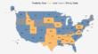 ODH publica el último aviso de viaje COVID-19, 14 estados agregados a la lista