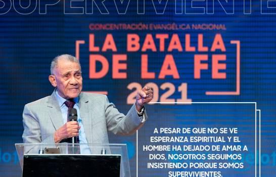 Pastor Ezequiel Molina ve el aborto como el resultado de una humanidad rebelada contra Dios