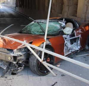 Policía de Lorain investiga accidente automovilístico fatal a alta velocidad