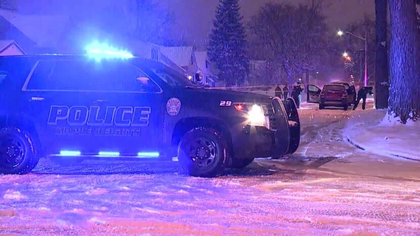Policía de Maple Heights: Dos hombres se dispararon y se mataron entre sí