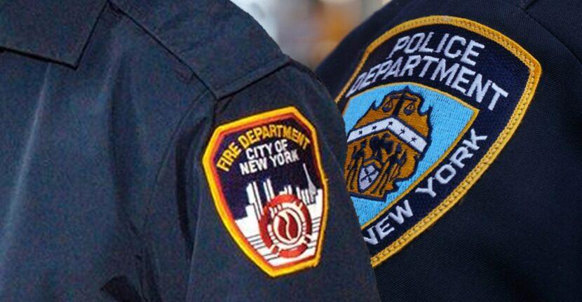 Policía y bombero de Nueva York habrían participado en asalto