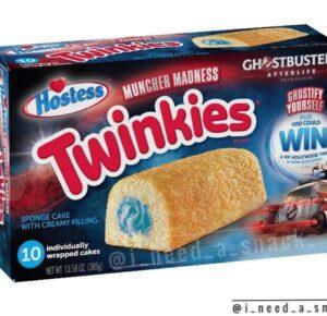 Presentadora presenta Twinkies inspirados en 'Ghostbusters' en honor a su nueva película