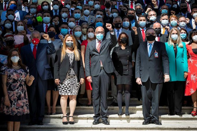 RD rechaza la «legitimidad» de la Asamblea Nacional de Venezuela
