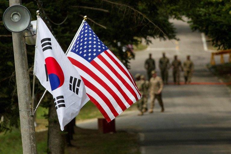 Seúl y Washington acordaron abordar pronto la situación norcoreana