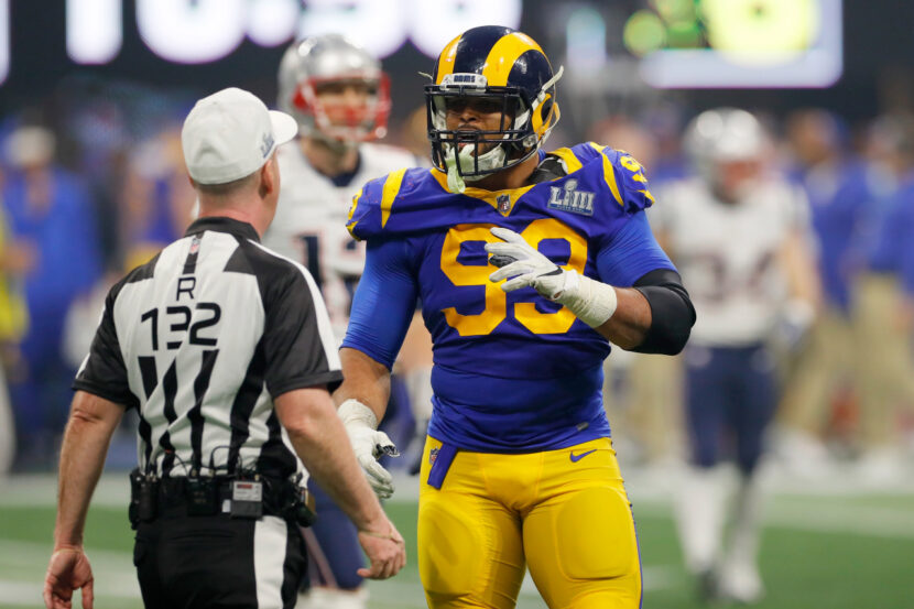Se acerca Terminator: los Packers se preparan para Aaron Donald