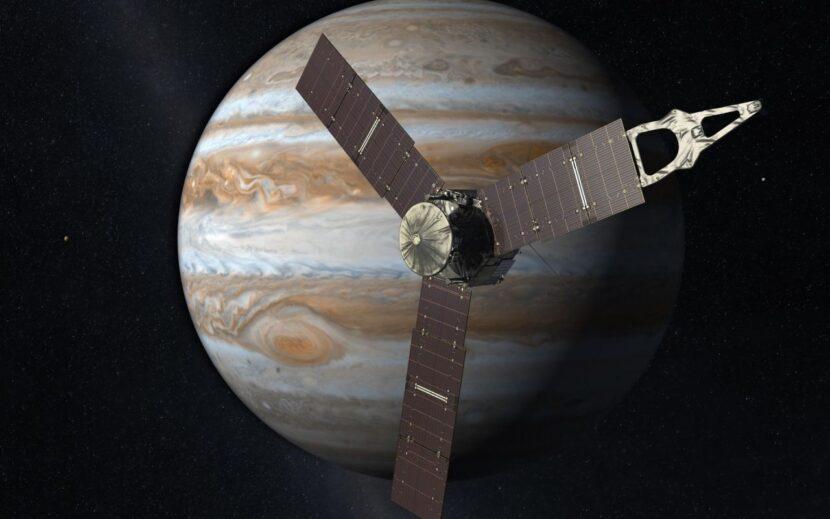 Se encontró una señal de radio FM procedente de la luna de Júpiter