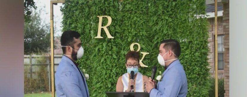 Se espera que las grandes bodas regresen este año después de muchos planes cancelados en 2020