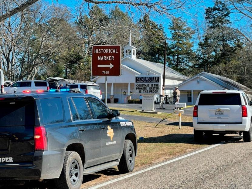 Sospechoso detenido bajo fianza de $ 3 millones por asesinato de pastor de Texas