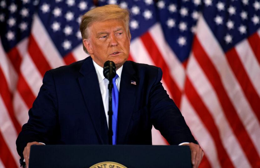 Trump emite declaración de emergencia para la inauguración