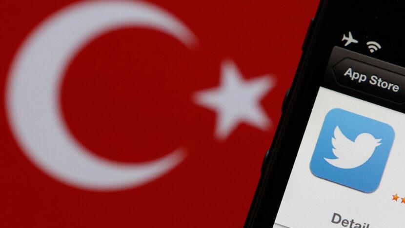 """Turquía prohíbe la publicidad en Twitter, Periscope y Pinterest en su lucha contra el """"fascismo digital"""""""