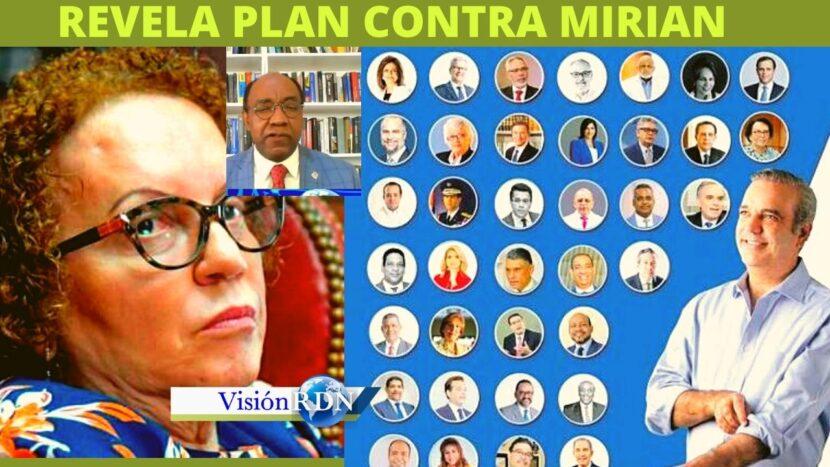 VIDEO: OMG-Diputado revela PLAN contra MIRIAM GERMÁN
