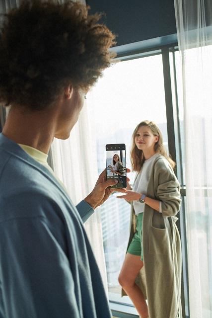la mejor experiencia de teléfono inteligente, diseñado para ser épico en todos los sentidos