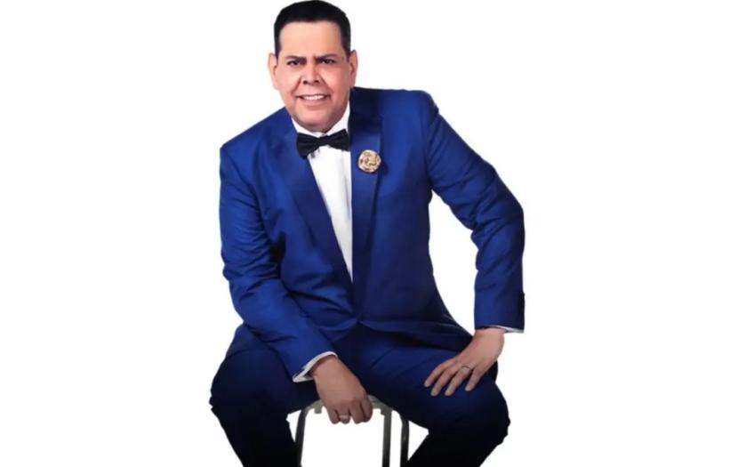 """""""Fernando Villalona íntimo"""" en Hard Rock Hotel"""