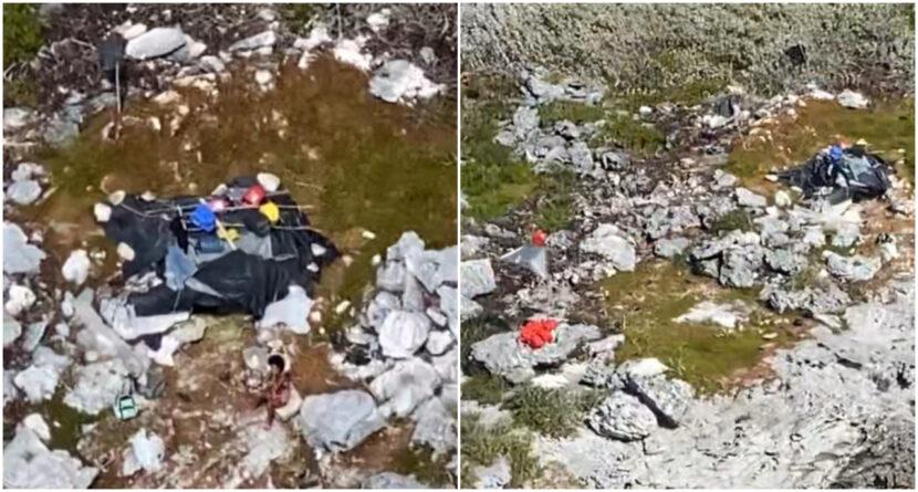3 rescatados después de estar varados 33 días en una isla desierta en Bahamas; sobrevivido comiendo caracoles, ratas