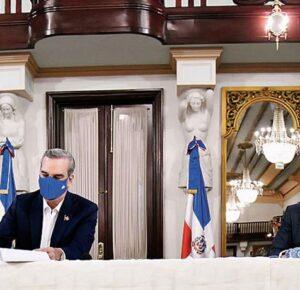 Abinader asume posición valiente al decidir la firma del Pacto Eléctrico