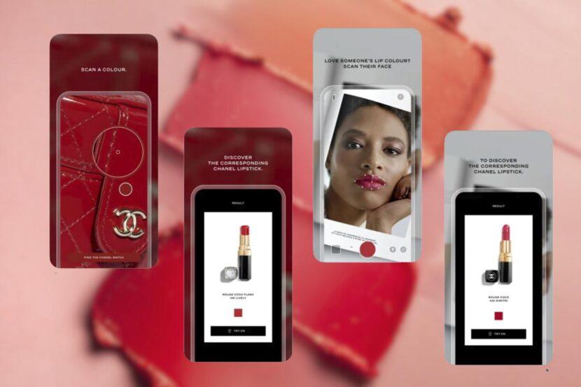 Chanel lanza una aplicación para encontrar el pintalabios perfecto