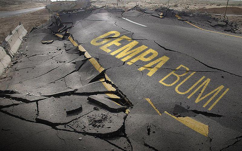 El reciente terremoto M4,7 sacude a Rote Ndao NTT, se siente tembloroso en Kupang