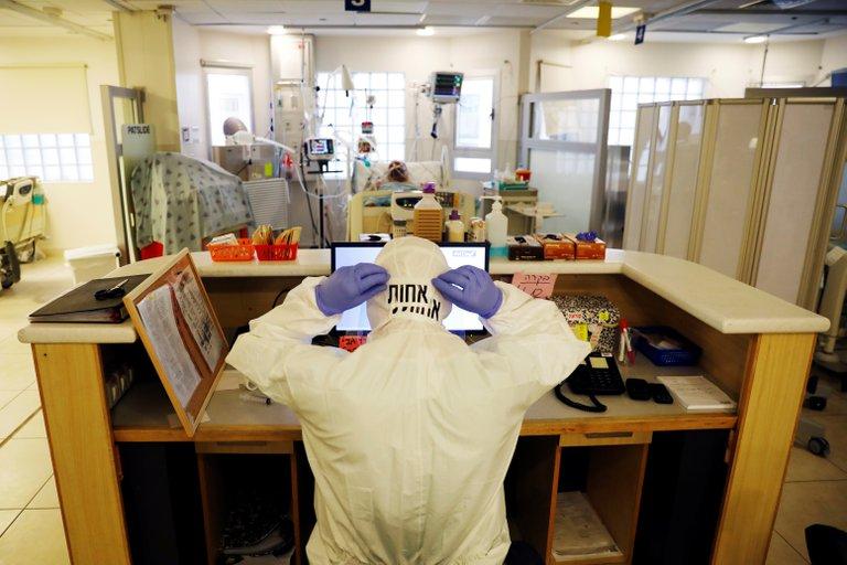En Israel probaron con éxito dos fármacos para casos graves de COVID-19