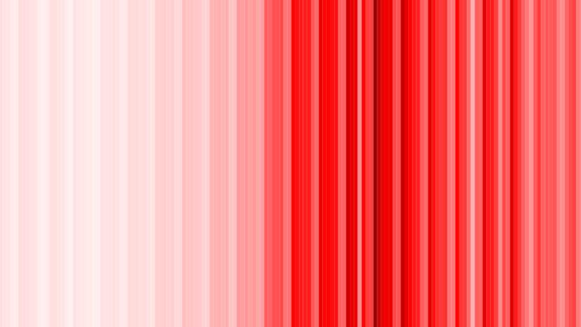 Este mapa de calor muestra dónde se encuentra Ohio en la pandemia de COVID-19 después de 13 meses