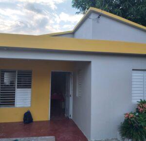 Gran labor social alcalde Abel Martínez beneficia a familias pobre
