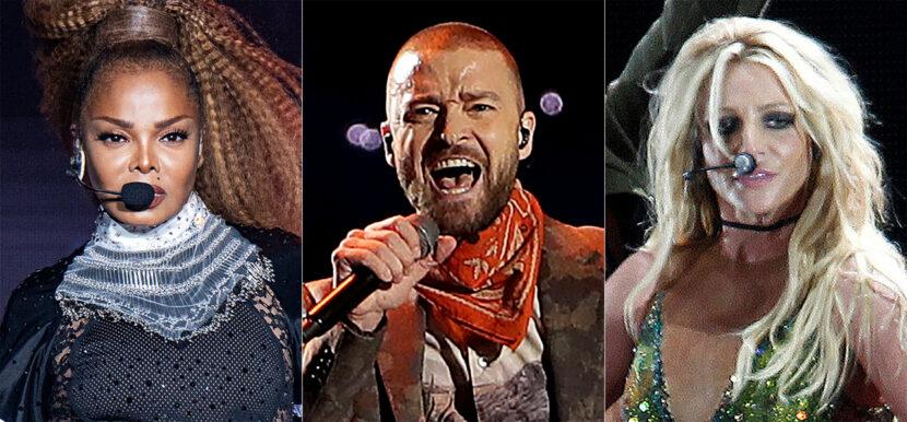 Justin Timberlake se disculpa con Britney Spears y Janet Jackson en una publicación en las redes sociales