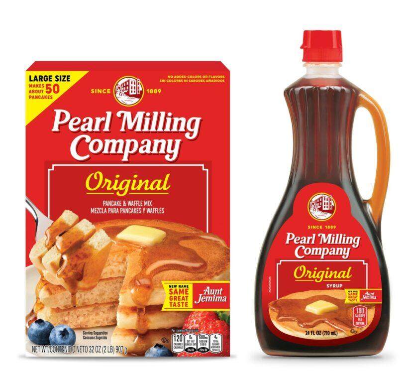 La marca Aunt Jemima tiene oficialmente un nuevo nombre: Pearl Milling Company