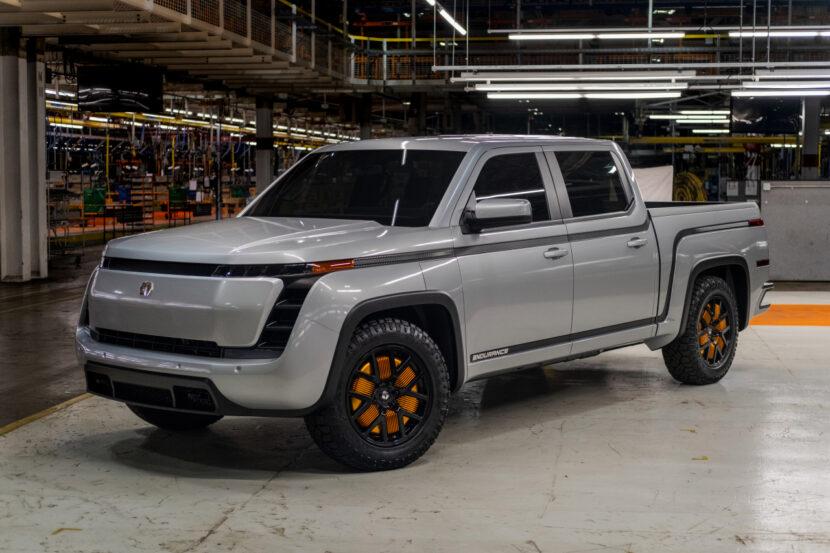 Lordstown Motors quiere que Ohio apruebe las ventas directas de sus camiones eléctricos