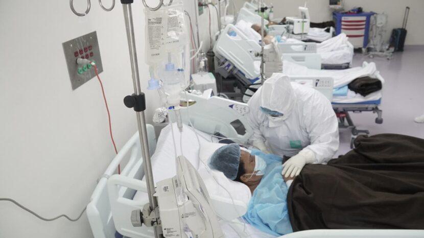 Salud reporta 26 fallecimientos por Covid-19 y 1,485 casos nuevos