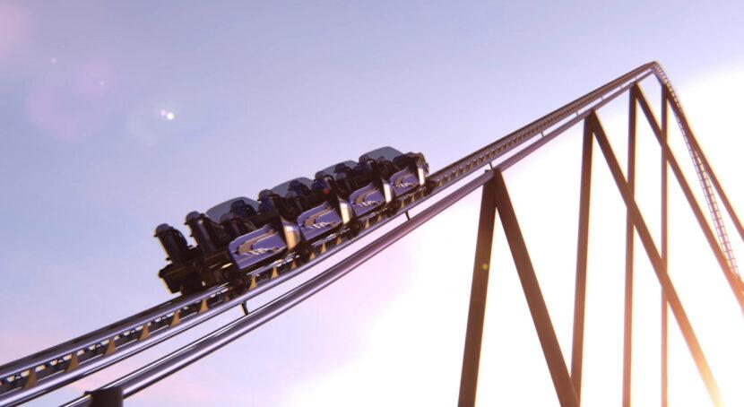 Six Flags Qiddiya presenta planes para la montaña rusa más larga, rápida y alta del mundo