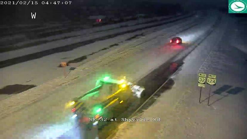 Tormenta de invierno impacta el noreste de Ohio