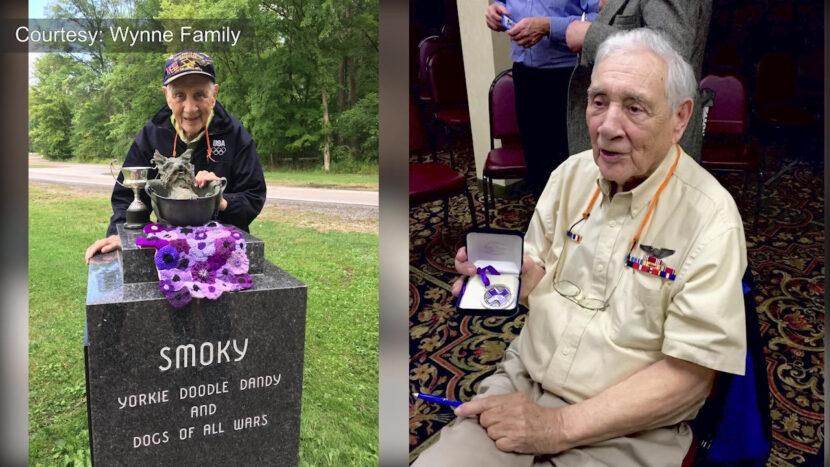 Veterano de la Segunda Guerra Mundial en lista de espera mientras que las admisiones de hogares para veteranos de Ohio están en espera
