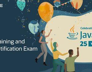 25 años de Java: Oracle University ofrece una suscripción gratuita de Java Learning, y además, un examen de certificación para desarrolladores de Java SE 11 por solo $ 25 USD.