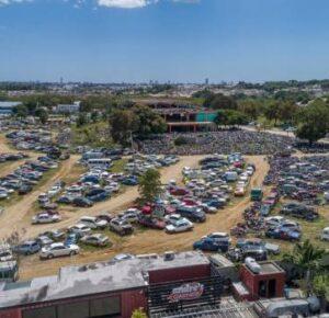 Cementerio de vehículos provoca problemas ambientales en el Gran Santo Domingo