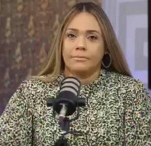 Comunicadora Masiel Peñapide continuar luchando para recuperar 38 millones de dólares que le pertenecen a Higuey.