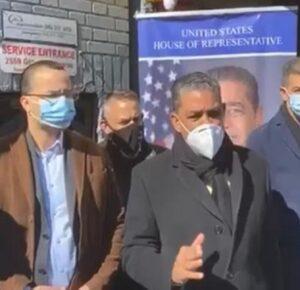 Congresista y comerciantes aplauden aprobación de estímulo pandémico