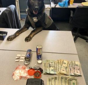Detectives de East Cleveland encuentran crack escondido en bebidas energéticas y hacen arresto