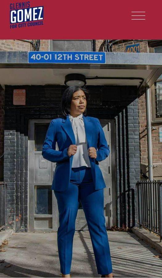 Dominicana Glennis Gomez promete trabajar por un mejor distrito 26 para todos sus residentes de inmediato asuma la posición de concejal por la ciudad de New York.