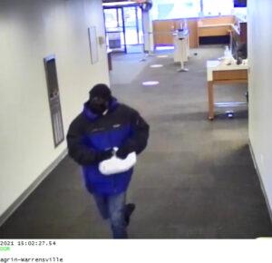 El FBI busca al ladrón de bancos de Shaker Heights
