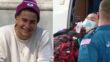 Enfermera paralizada por complicaciones de COVID-19 en casa después de meses en el hospital