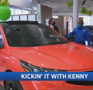 La exhibición de autos virtual de Kenny continúa en Motorcars Acura & Volvo