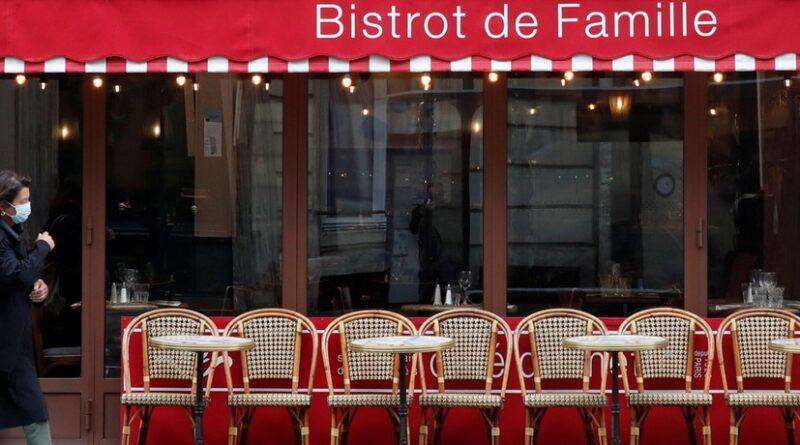 Pandemia de corona Francia se convierte en una zona de alta incidencia
