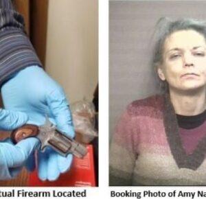 Recluso usó 'cavidad corporal' para llevar una pequeña pistola a la cárcel, dice la oficina del alguacil