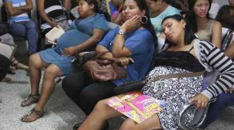 Salud reporta 41 muertes maternas al 15 de este mes