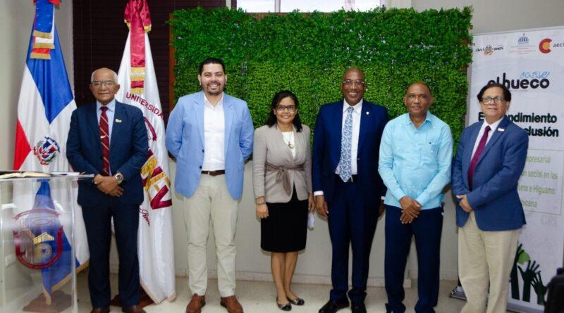 UNEV, HUECO CARIBE y CIVES MUNDI aperturan en recinto  Miraflores Centro Coworking