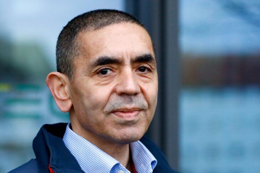 "Ugur Sahin, científico de Pfizer-BioNTech : ""Las personas"