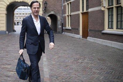 El primer ministro de Países Bajos, Rutte. EFE/EPA/LAURENS VAN PUTTEN