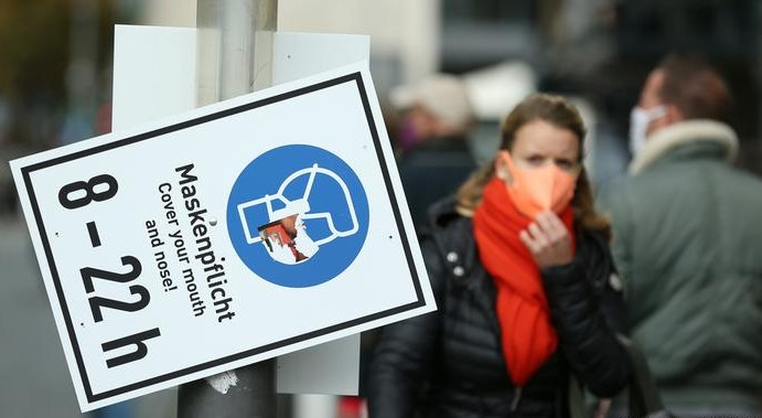 Alemania registra 201 muertos y 24.300 contagios en 24 horas