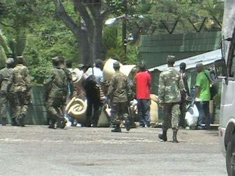 Desorden Al menos un muerto y decenas de heridos en motn en la crcel de La Romana